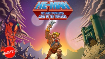 He-man the most powerful game in the universe