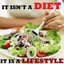 It Isn't a Diet