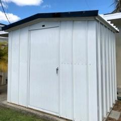 6x8 Custom Utility Building