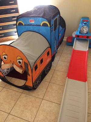 Thomas The Train Play Tent With Caboose Best 2018 & Train Tent Bed - The Best Train Of 2018