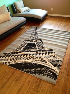 Paris Rug Home Decor