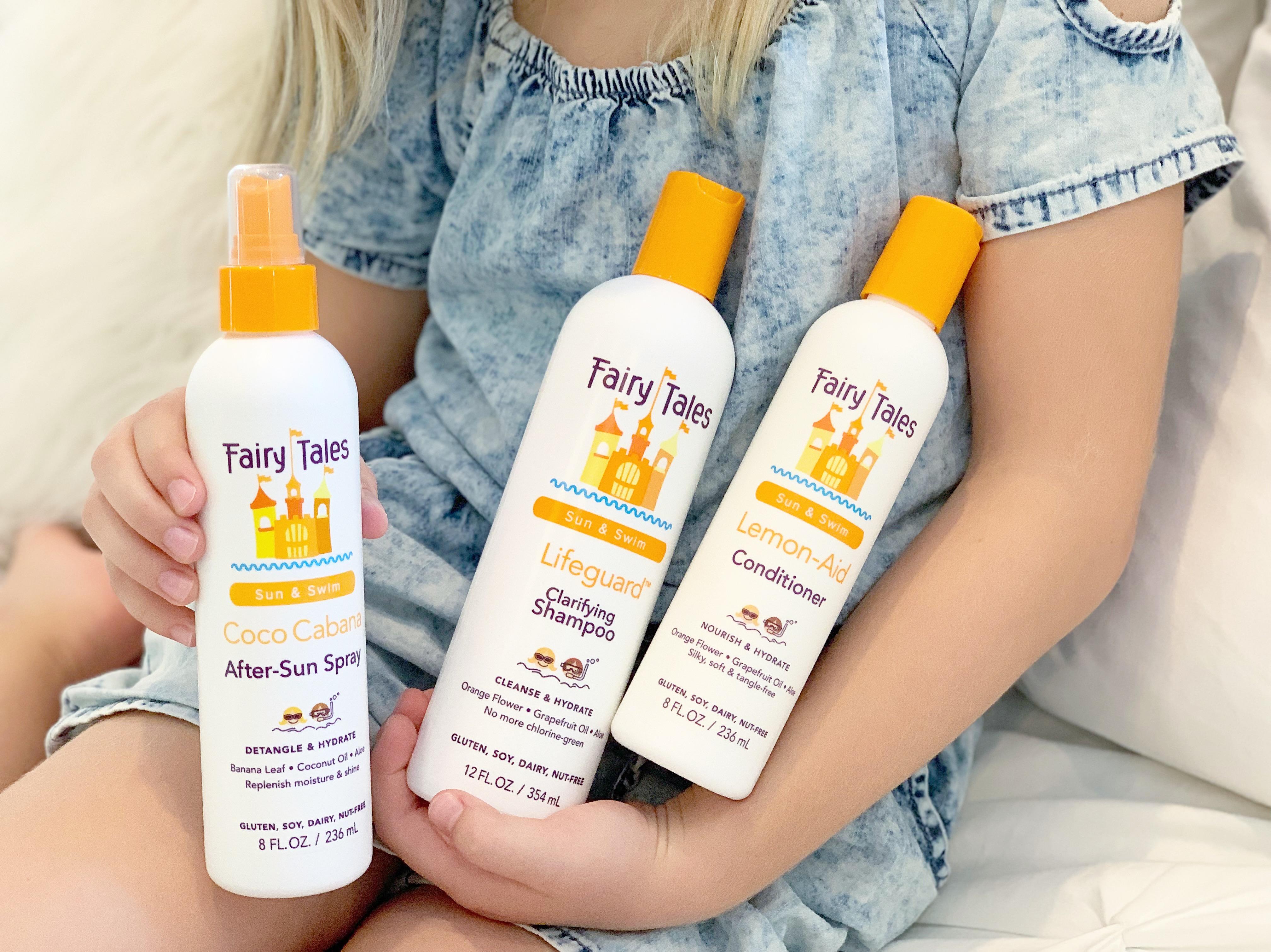 Fairy Tales Hair Care Sun Swim Walmart Finds