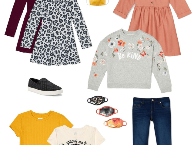 Back to School Outfits For Girls