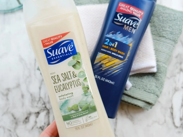 Suave Body Wash Coupon at Walmart