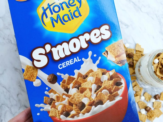 Post HONEY MAID® S'mores Cereal