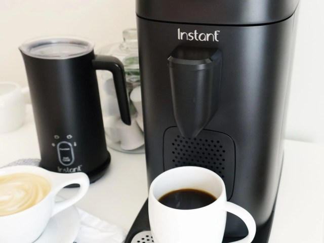 Instant Pod Coffee & Espresso Maker