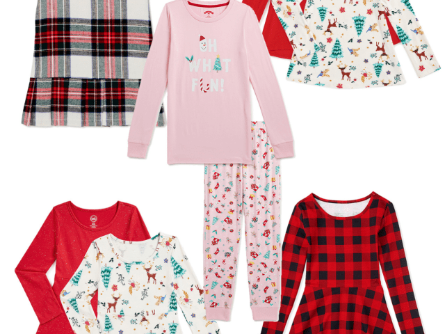 Little Girls Holiday Dresses and More