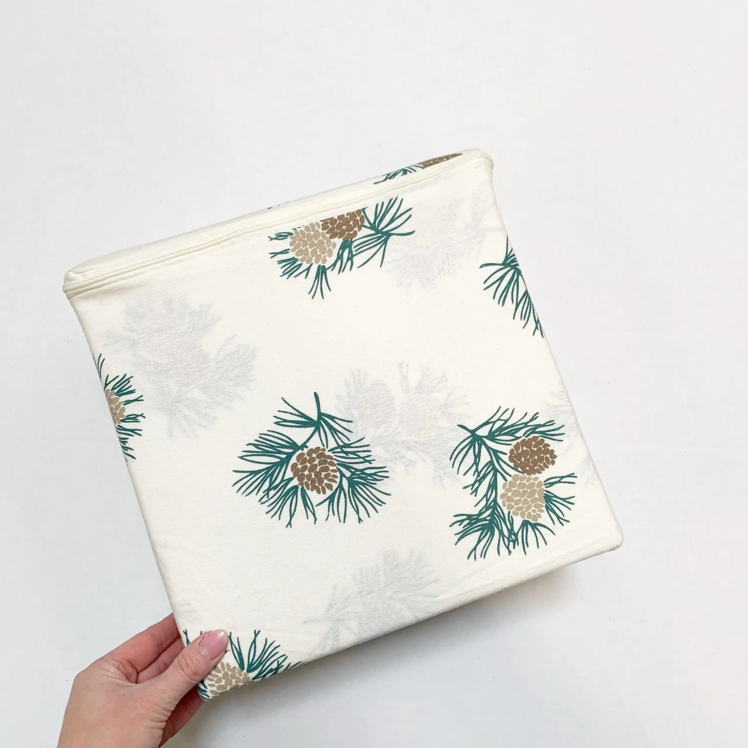 Mainstays Flannel Sheet Set - Pinecones