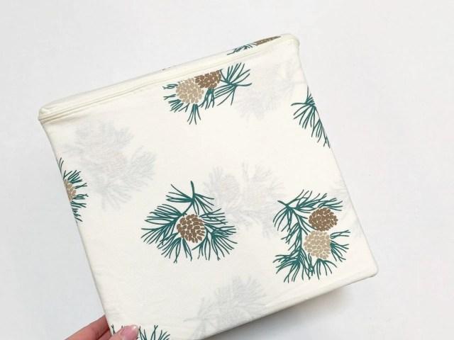 Mainstays Flannel Sheet Set – Pinecones
