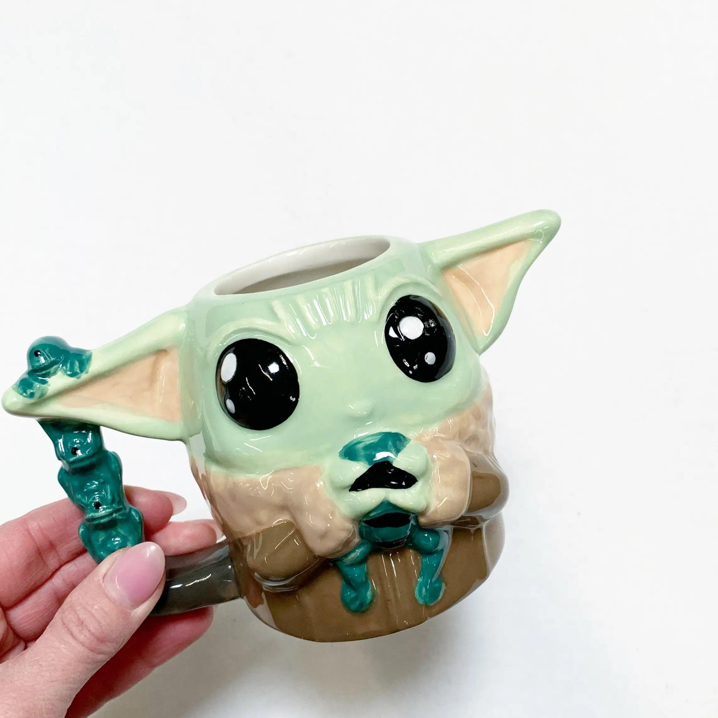 Zak Designs Baby Yoda Mug