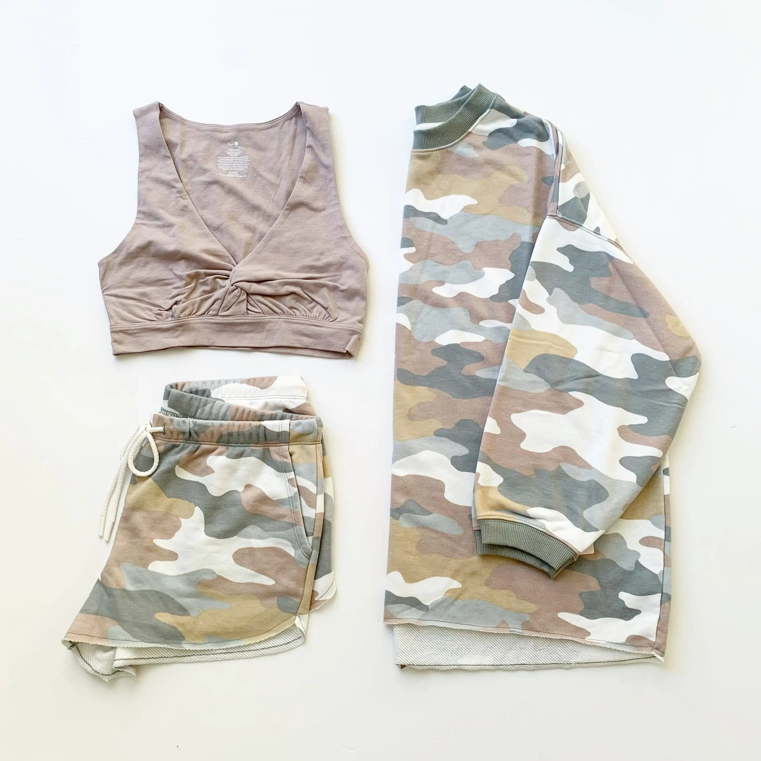 Secret Treasures Mix & Match Loungewear