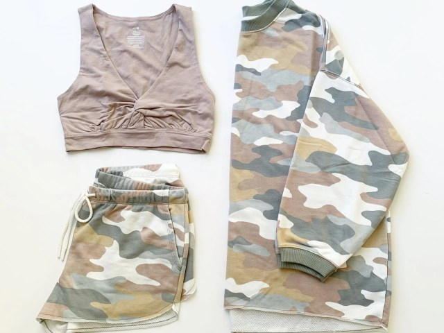Secret Treasures Mix & Match Loungewear