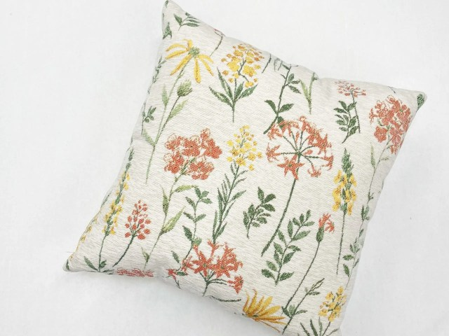 Mainstays Botanical Decorative Throw Pillow