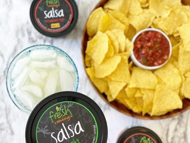 Fresh Cravings Chunky Salsa