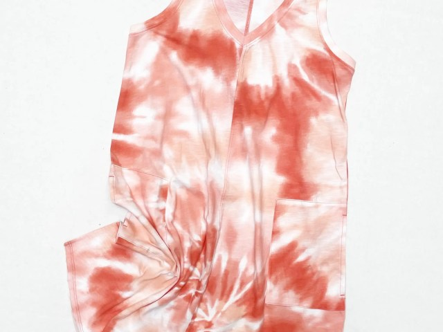Secret Treasures Tie Dye Sleep Chemise
