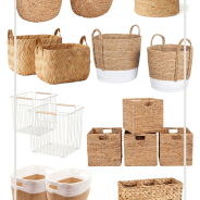 Walmart Storage Basket Favorites