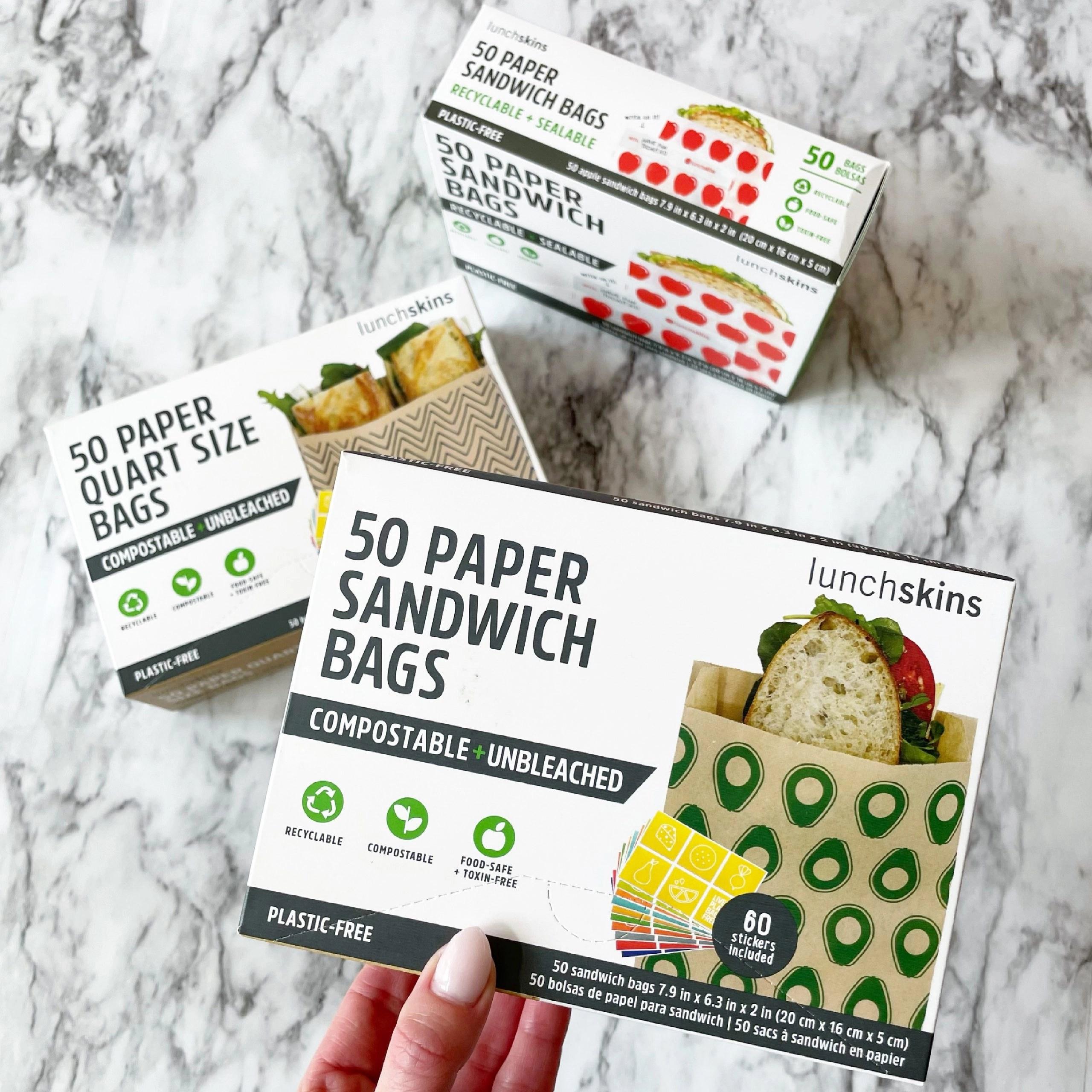 Lunchskins Food Storage Bags at Walmart