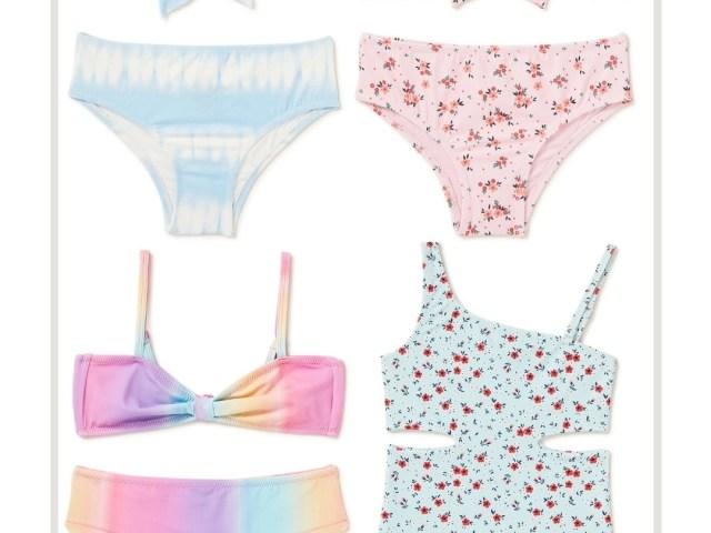 THEME by Ariella Girls Swim