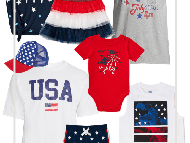 4th of July Family Outfit Ideas