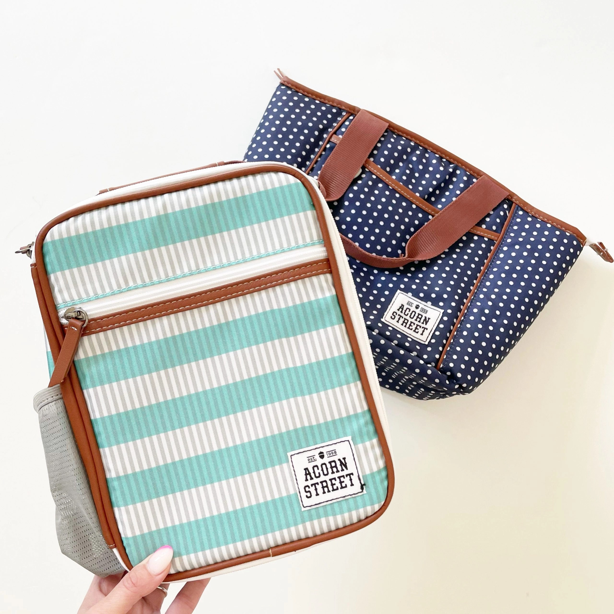 Acorn Street Lunch Bags by Fit + Fresh