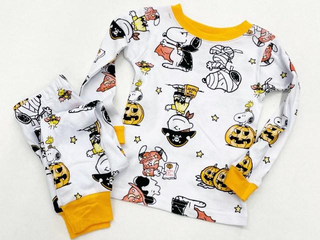 Peanuts Snoopy Halloween Sleep Set for Kids