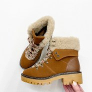 Time and Tru Cozy Hiker Boot