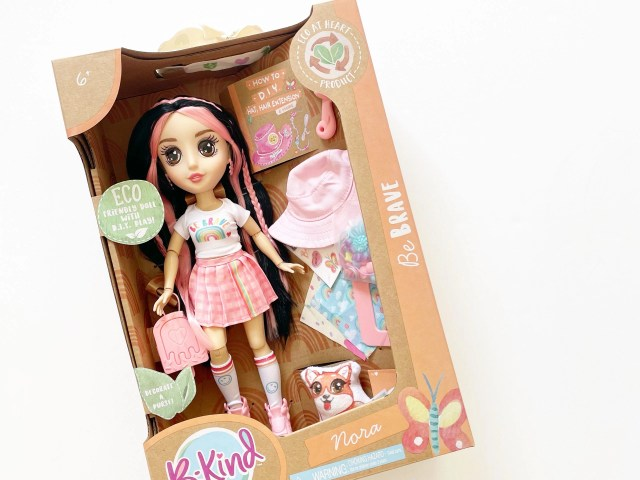 B-Kind: Nora Eco-Friendly Fashion Doll