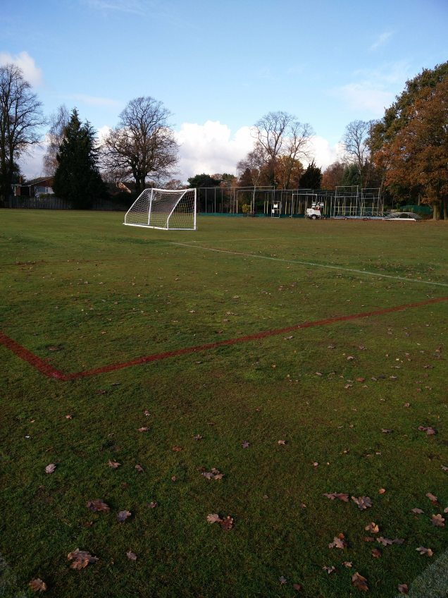 Football pitches (5)