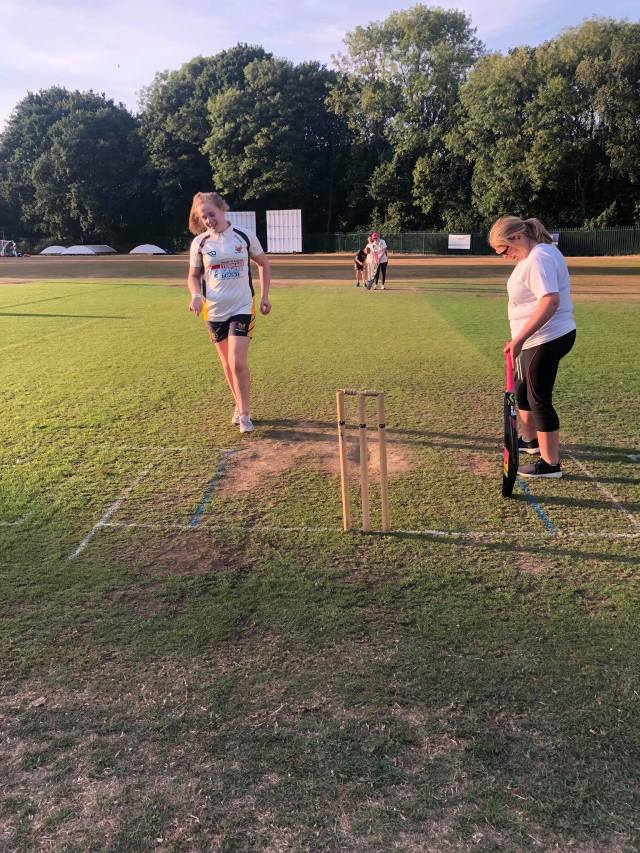 Softball Cricket