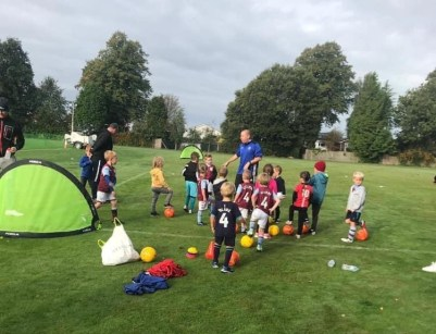 Saturday Football School