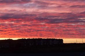IMG_1172 Sunrise from Earnsy Bay 1st Dec 2020 07.52.15 - Copy