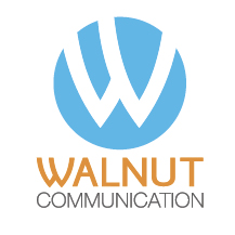 Logo walnut communication