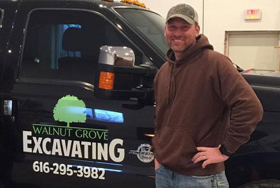 Lowell Excavating Company