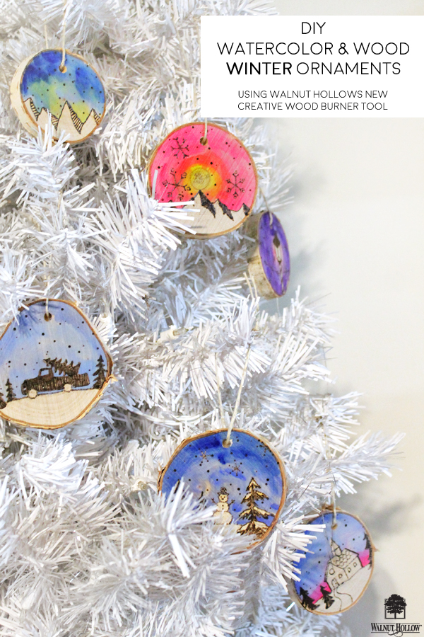 Hollow Christmas Ornaments
