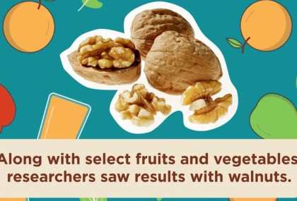 Healthy Aging Benefits of Walnuts