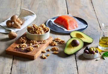 Walnuts and Mediterranean diet