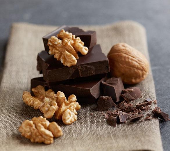 Walnuts Dark Chocolate