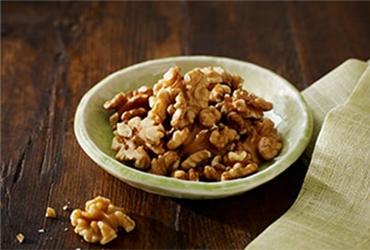 Walnuts in a Dish