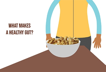 Healthy Gut Walnut Video