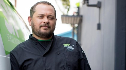 Chef Jason Keegan California Walnuts