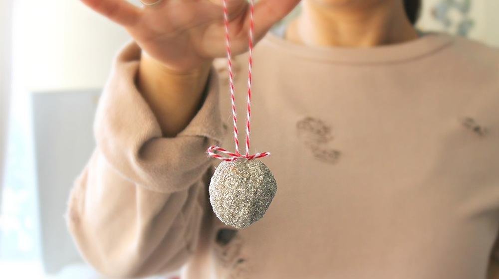 Walnut Craft Ornament Stress Free