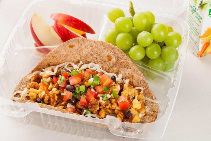 Street Walnut Taco School Foodservice