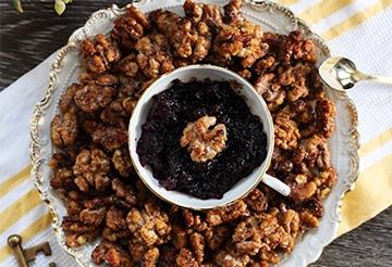 Honey Roasted Cardamom California Walnuts