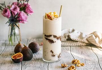 Walnut Fig Date Shake