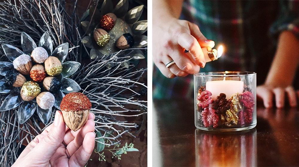Walnut Holiday Crafts