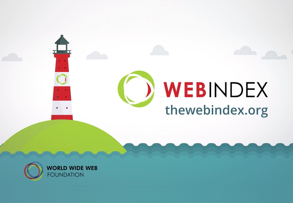 The Web Index