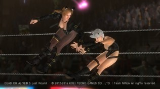 DEAD OR ALIVE 5 Last Round__23