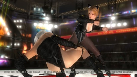 DEAD OR ALIVE 5 Last Round__28