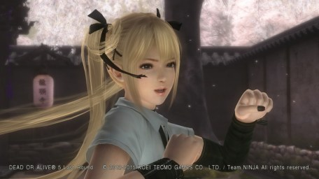 DEAD OR ALIVE 5 Last Round__39