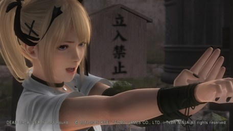 DEAD OR ALIVE 5 Last Round__43